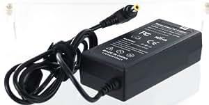 e-port24Bloc d'alimentation compatible avec Gericom 1st Supersonic 1660avec 65W/19V/3,42A