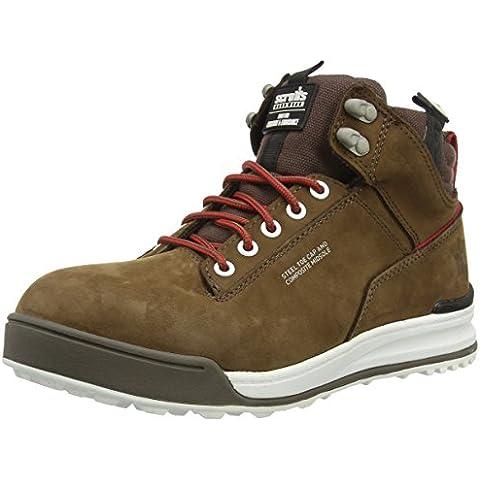 Scruffs Switchback Sb-P - Zapatos de seguridad para hombre