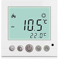Excelvan® BYC16.H3 16A Weiß Heizung System Thermostat Smart Digital LDC Display Heim Raumthermostat