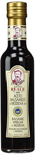 Acetaia Reale Aceto Balsamico di Modena I.G.P. - Balsam-Essig, 1er Pack (1 x 250 ml)