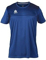 Luanvi Apolo Camiseta, Hombre, Azul Royal, XL