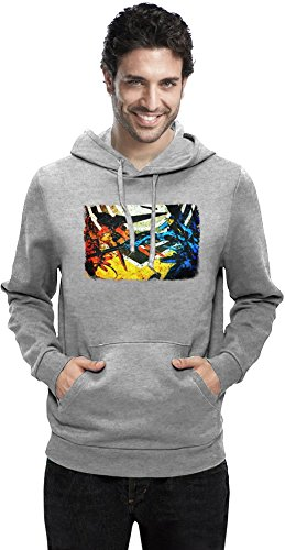 Zone Of The Enders HD Collection Colorful Mann Hoodie XX-Large (360 Enders Zone)