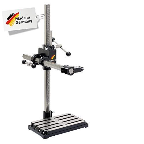 WABECO Bohrständer Fräsständer BF1243 vertikal/horizontal Säule 750 Ausleger 500 mm