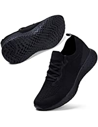 ZHR Womens Trainers Running Shoes Lightweight Breathable Tennis Sports Shoes