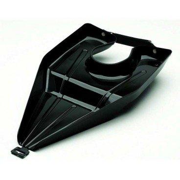 Sibel Kopfstütze für Waschbecken, tragbar, schwarz