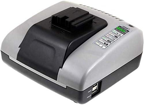 Caricabatteria Powery con USB per Trapano avvitatore Atlas Copco P18T P18T P18T   prezzo di vendita    Eccezionale    Ad un prezzo accessibile  2151da
