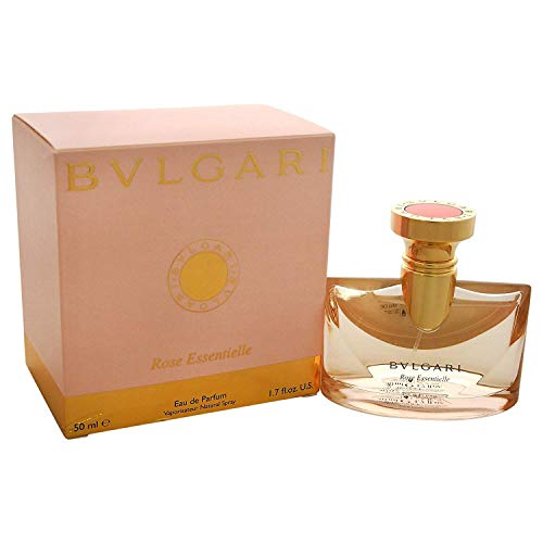 BULGARI Rose Essent EDP Vapo 50 ml, 1er Pack (1 x 50 ml) -