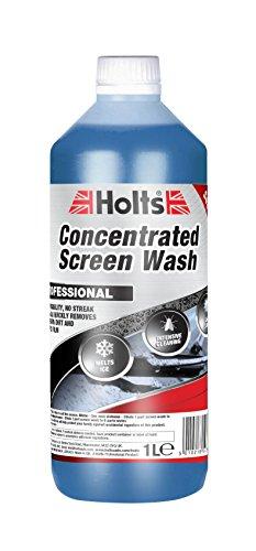 Líquido concentrado para limpiaparabrisas, frasco de 1 litro, código HSCW1001A, de Holts
