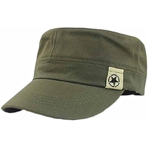 Fortan Tetto piano militare Cappello Cadet Patrol Cappello Bush Baseball Field (Pannello Cadet Cappello)