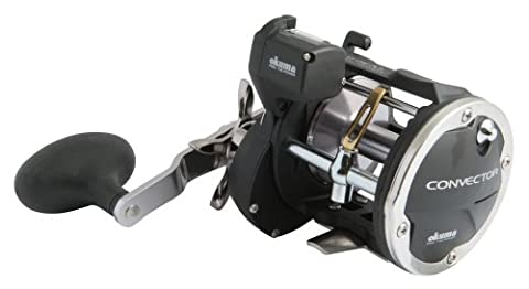 Okuma Convector Star Drag Line Counter Reel