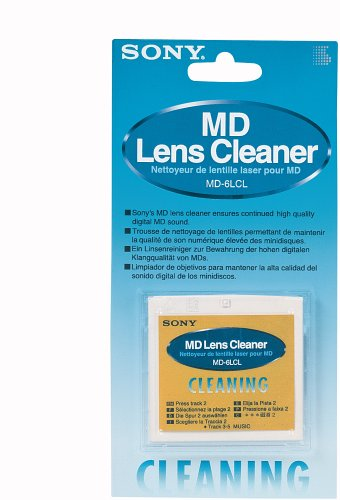 Sony MD-6LCL//E MD-Reinigungskassette Disc Cleaner Kit