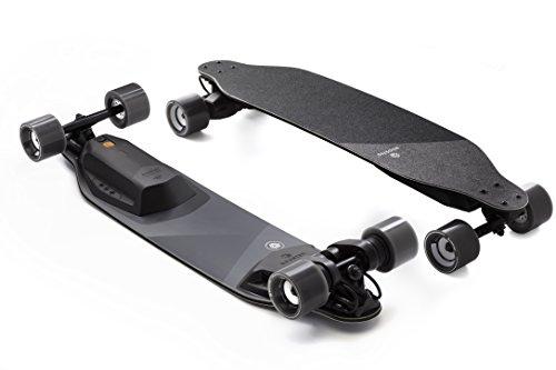 Boosted Stealth Elektrisches-Skateboard - Schwarz