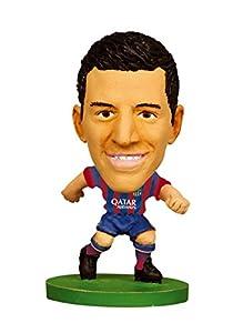 IMPS - Figura Estrellas del fútbol F.C. Barcelona - Alexis