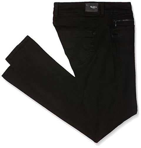 Pepe Jeans Damen Slim Jeans NEW BROOKE, Blue (10oz Washed Black), 33W/30L -