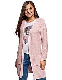 newest 4f2ac d9c7a Suchergebnis auf Amazon.de für: Strickjacke Rosa - Baumwolle ...
