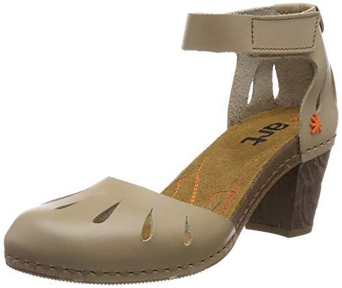 Art Damen 0144 Becerro Sand/I Meet Geschlossene Sandalen, Beige, 37 EU - Art Schuhe