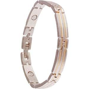 Bracelet Magnétique Casual Classic - Sabona France. Taille Petite/Moyenne pour Poignet 15 cm.