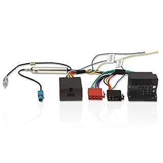 Can-Bus Adapter für VW. Interface zur Integration von Autoradios und Navis in Golf, Passat, Polo, Touran, Tiguan, T5 uvm
