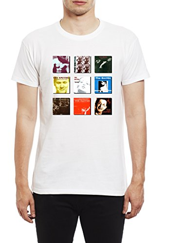 The Smiths Album Collection Men's Fashion T-shirt