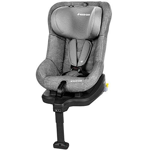 Maxi-Cosi TobiFix Toddler Car Seat Group 1, Forward-Facing ISOFIX Car Seat, 9 Months-4 Years, 9-18 kg, Nomad Grey Dorel UK Limited