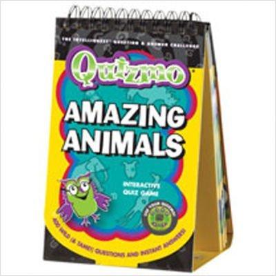 Amazing Animals Quizmo by Infinitoy (Slinky Schauen)