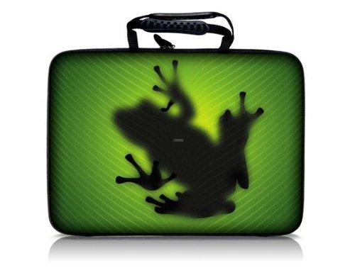 """Sidorenko Designer Hardcase Laptoptasche Notebooktasche Größe 34,0 cm von 13"""" bis 13,3"""" Zoll"""