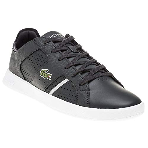 6dffe37ab Lacoste Men s Novas CT 1182 Trainers Shoes with Cords Grey in Size 43