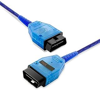GLLC OBD2 / OBDII KKL USB 409.1 Kabel Fehlercode Diagnoseschnittstelle …