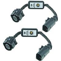 dynamische Blinker-Module f/ür LED R/ückleuchten Laufblinker zeitversetzte Ansteuerung 2x semi passend zu OEM 4G5 C A oder 4G9 E