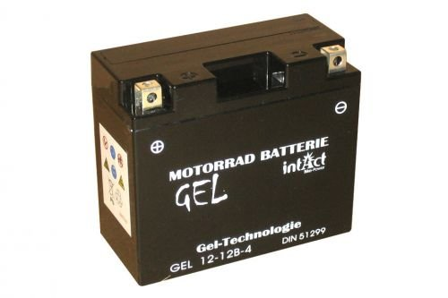 Preisvergleich Produktbild 12V 10Ah Gel Power Batterie Akku YT12B-4 (150 x 69 x 130 m) für Motorrad