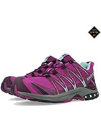 Salomon XA Pro 3D GTX, Calzado de Trail Running, Impermeable para Mujer