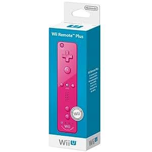 Nintendo Wii U/Wii - Remote Plus, pink