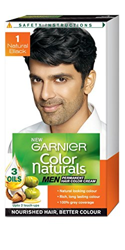 Garnier Color Naturals Men, Natural Black, 36ml+24gm