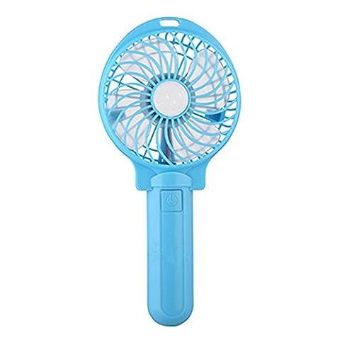 usb aufgeladen mini - portable tarnung kleinen fan,blue b