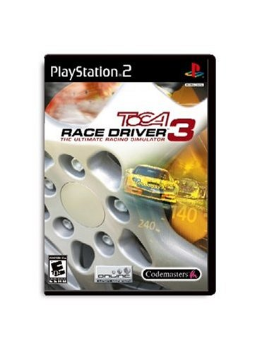Codemasters Toca Race Driver 3: The Ultimate Racing Simulator