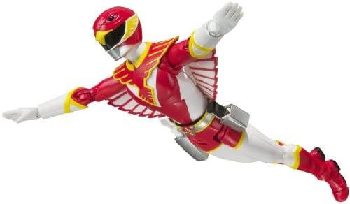 S.H.Figuarts - Choujin Sentai JetFemme: Red Hawk | Moderne