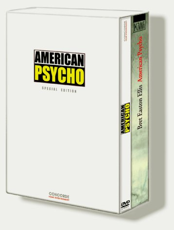 American Psycho Box (Special Edition, DVD + Buch)