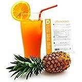 Minceur D - Boisson Ananas Orange hyperprotéinée - Pochette de 7 sachets MinceurD