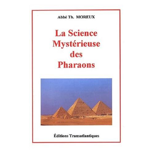 La science mystérieuse des pharaons