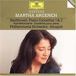 Masters - Beethoven: Klavierkonzerte Nr. 1 & 2