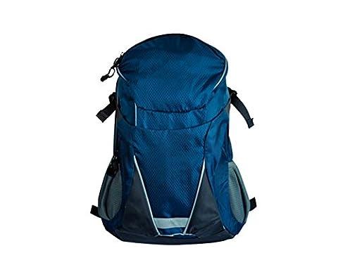 Yy.f18L Im Freien Bergsteigen Taschen Lange Taschen Rucksäcke Mountainbike Reitausrüstung Sporttasche Multifunktional (grün Und Rot),LightBlue-30*15*40cm
