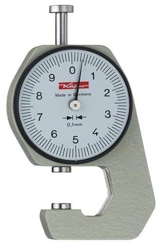 Dickenmessgerät K15 0-10mm Bügeltiefe 15mm Ablesung 0,1mm