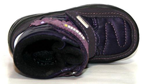 Juge Chaussures pour enfants 41.1636.1401fille Bottines & stiefeltten Violet - Violett (Mystic/Vino)