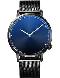 Reloj muñeca mujer,KanLin1986 bisuteria mujer reloj mujer de acero inoxidable relojes mujer deportivo regalos