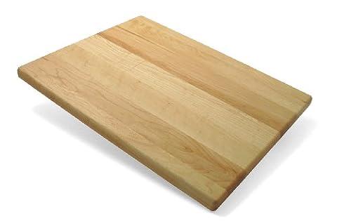 J. K. Adams en bois de cuisine Basic 14 by 11-Inch marron