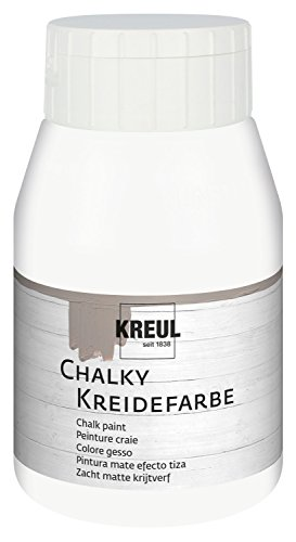 kreul-75111-chalky-tiza-color-500ml-white-cotton