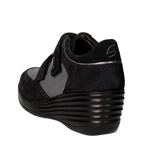 Halbschuhe & Derby-Schuhe, farbe Schwarz , marke STONEFLY, modell Halbschuhe & Derby-Schuhe STONEFLY EBONY 3 Schwarz Grau