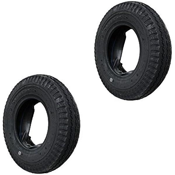 2 Set Decke Reifen Und Schlauch 4 80 4 00 8 Kenda Anhängerreifen Ddr Hpanhänger Gewerbe Industrie Wissenschaft