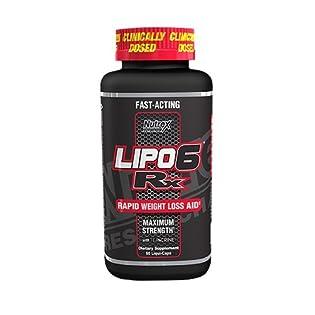 Lipo-6 Rx 60 caps - 41HFMtjsi%2BL. SS315