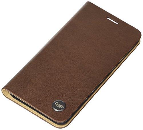 QIOTTI QX-B-0115-01-SGS6EP Booklet Q.Book Carrier Premium Echtleder für Samsung Galaxy S6 Edge Plus braun